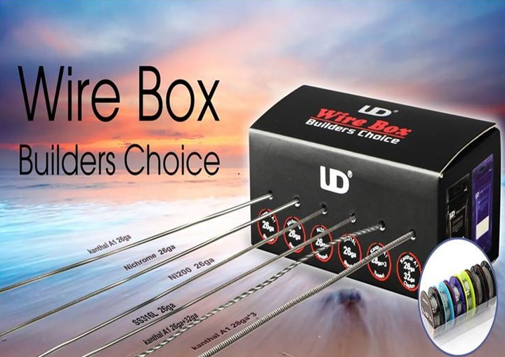 Wire Box - 6 Rolos - UD Youde Technology®