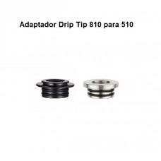 Adaptador Drip Tip 810/510