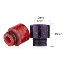 Drip Tip 510 Resin Short