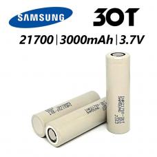Bateria 21700 Samsung 30T 3000mah