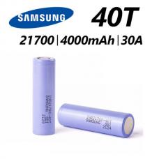 Bateria 21700 Samsung 40T 4000mah