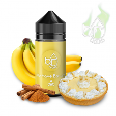 We Have Banana 100ml - BRliquid