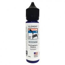 Pink Grapefruit + Blueberry - Emulsions Series 60ml - Element E-Liquids