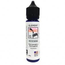 Pink Lemonade + Pink Grapefruit - Emulsions Series 60ml - Element E-Liquids