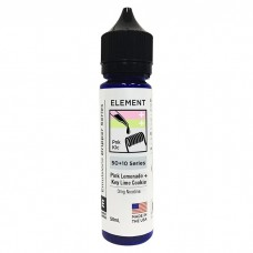 Pink Lemonade + Key Lime Cookie - Emulsions Series 60ml - Element E-Liquids