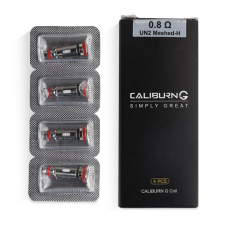Pack de Coils Caliburn G / Koko Prime 4 Unidades - Uwell