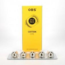 Pack de Coils Draco M1 para Cube Tank 5 unidades - OBS