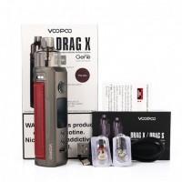 Drag X 18650 Pod / Mod Kit - Voopoo