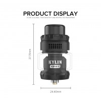 Kylin Mini V2 RTA Tank - Vandy Vape