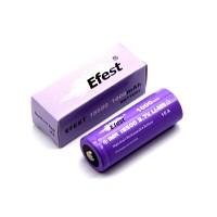 Bateria Efest Purple 18500 1000mAh 15A