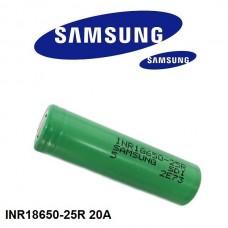 Bateria 18650 Samsung - 25R 2500mAh