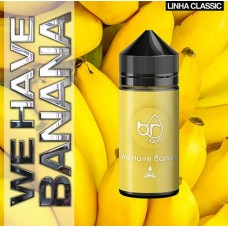 We Have Banana 100ml - BRliquid