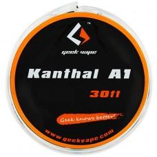 Fio Kanthal A1 10 Metros - Geekvape