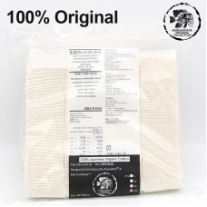 100% Muji Japanese Cotton Pads - 10 Unidades