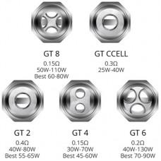 Pack de Coils GT Core NRG 3 Unidades - Vaporesso